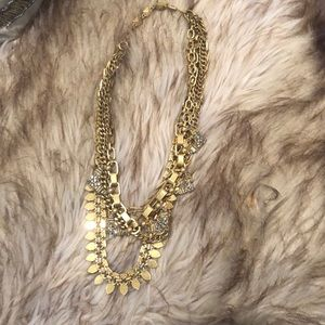 Stella & Dot Sutton Necklace Gold